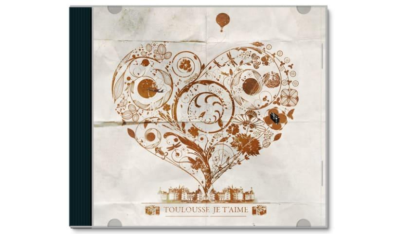 TOULOUSSE JE T'AIME - CD | recopilatorio fotos 1