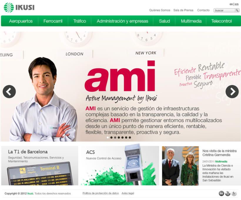 Ikusi - Diseño Web 8