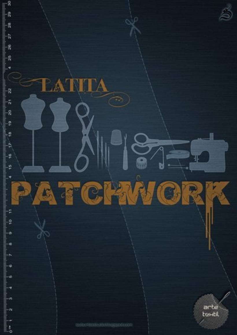 LATITA PATCHWORK 1