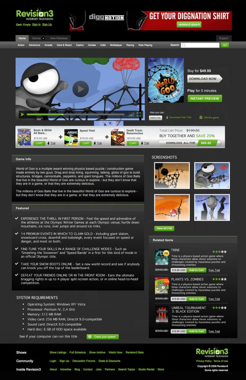 Revision 3 - Diseño Web 2
