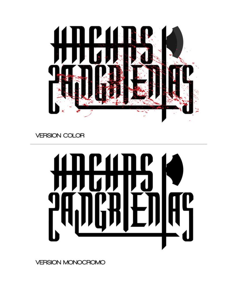 HACHAS SANGRIENTAS - CD | miembros cercenados 5