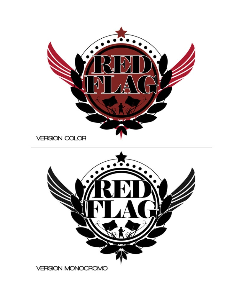 RED FLAG - CD | show no mercy 6