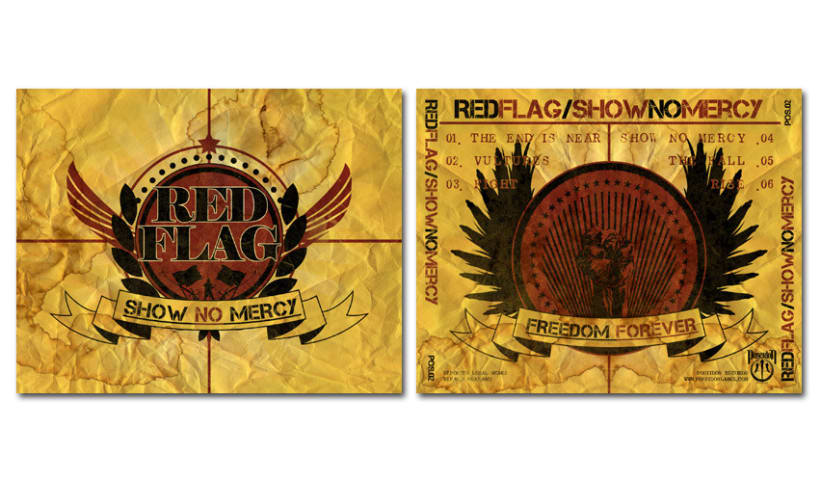 RED FLAG - CD | show no mercy 4