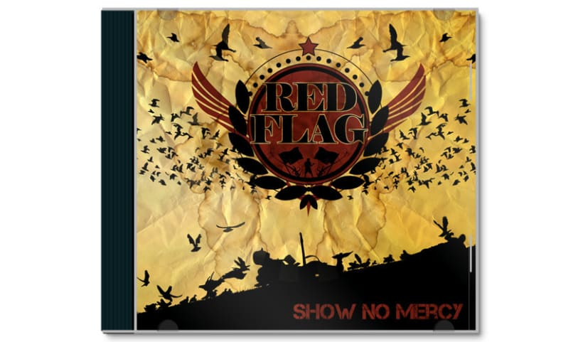 RED FLAG - CD | show no mercy 1