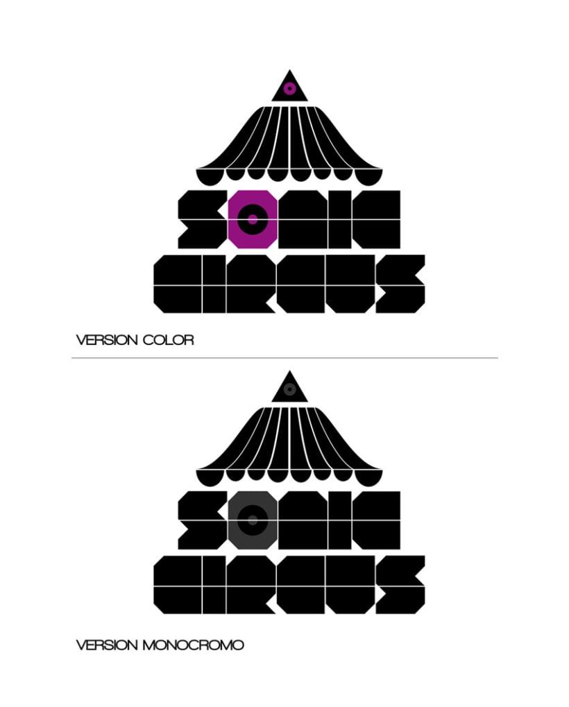 SONIC CIRCUS | logotipo 1