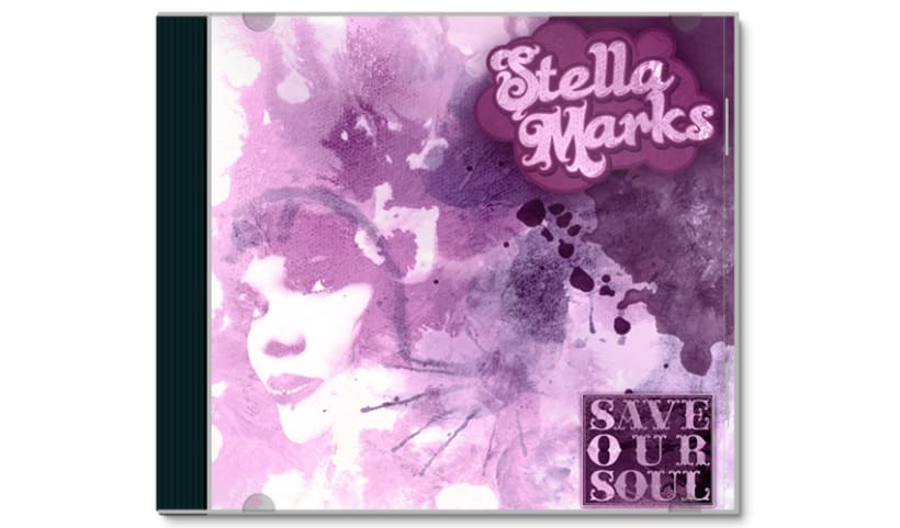 STELLA MARKS - CD | save our soul 1