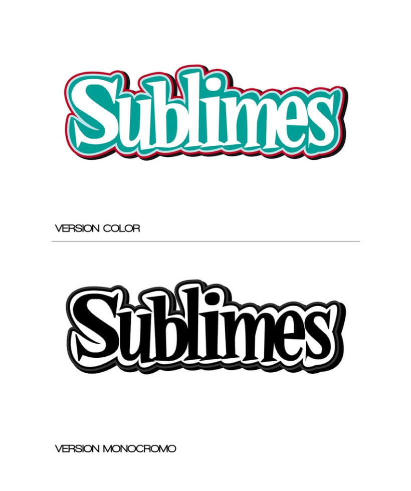 SUBLIMES - CD | huida hacia delante 5