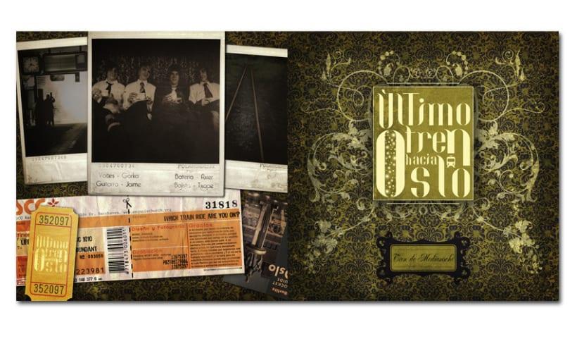 ULTIMO TREN HACIA OSLO - CD | tren de medianoche 2