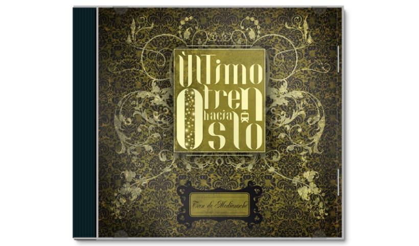 ULTIMO TREN HACIA OSLO - CD | tren de medianoche 1