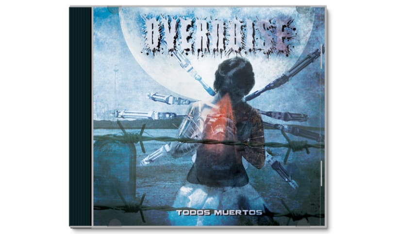 OVERNOISE - CD | todos muertos 1