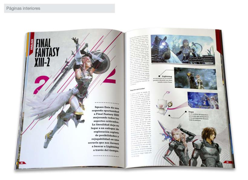 Revista de Videojuegos Next Level 4