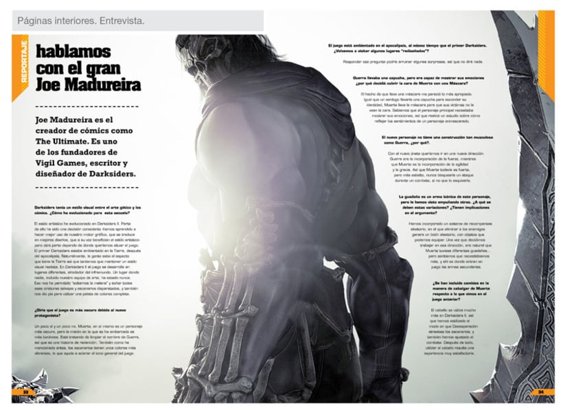 Revista de Videojuegos Next Level 3