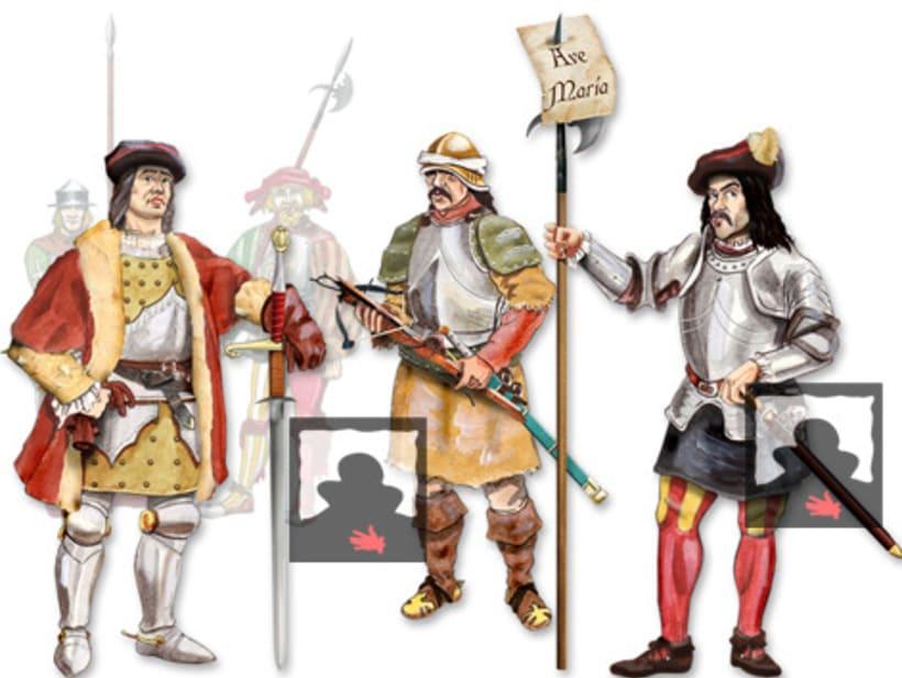 Historia Ilustrada de Granada 3