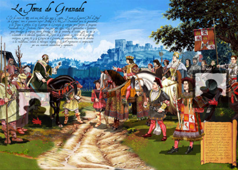 Historia Ilustrada de Granada 2