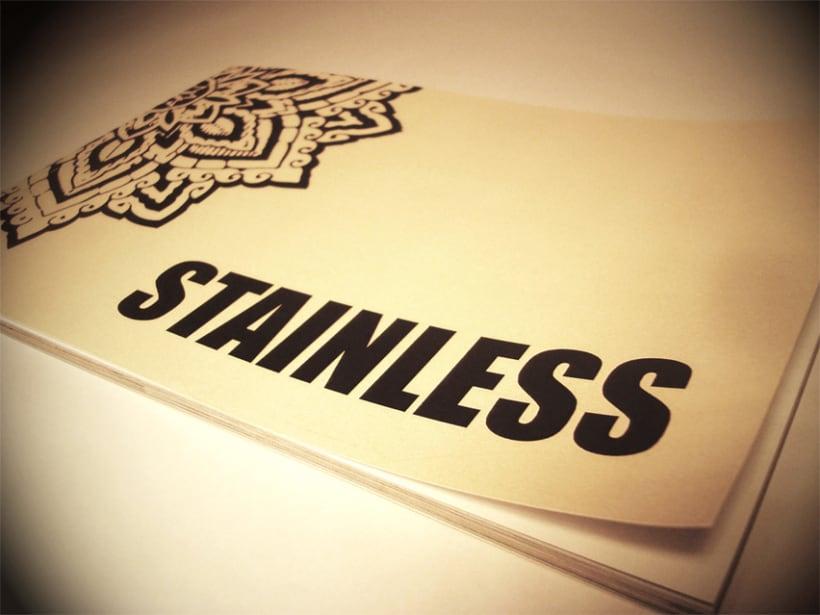 STAINLESS TATTOO MAGAZINE 2