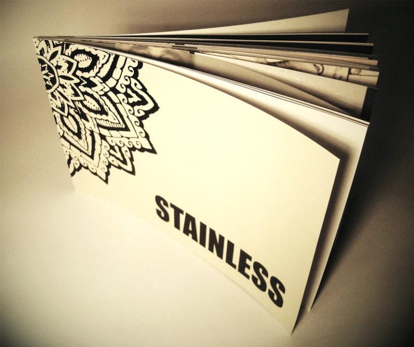 STAINLESS TATTOO MAGAZINE 3