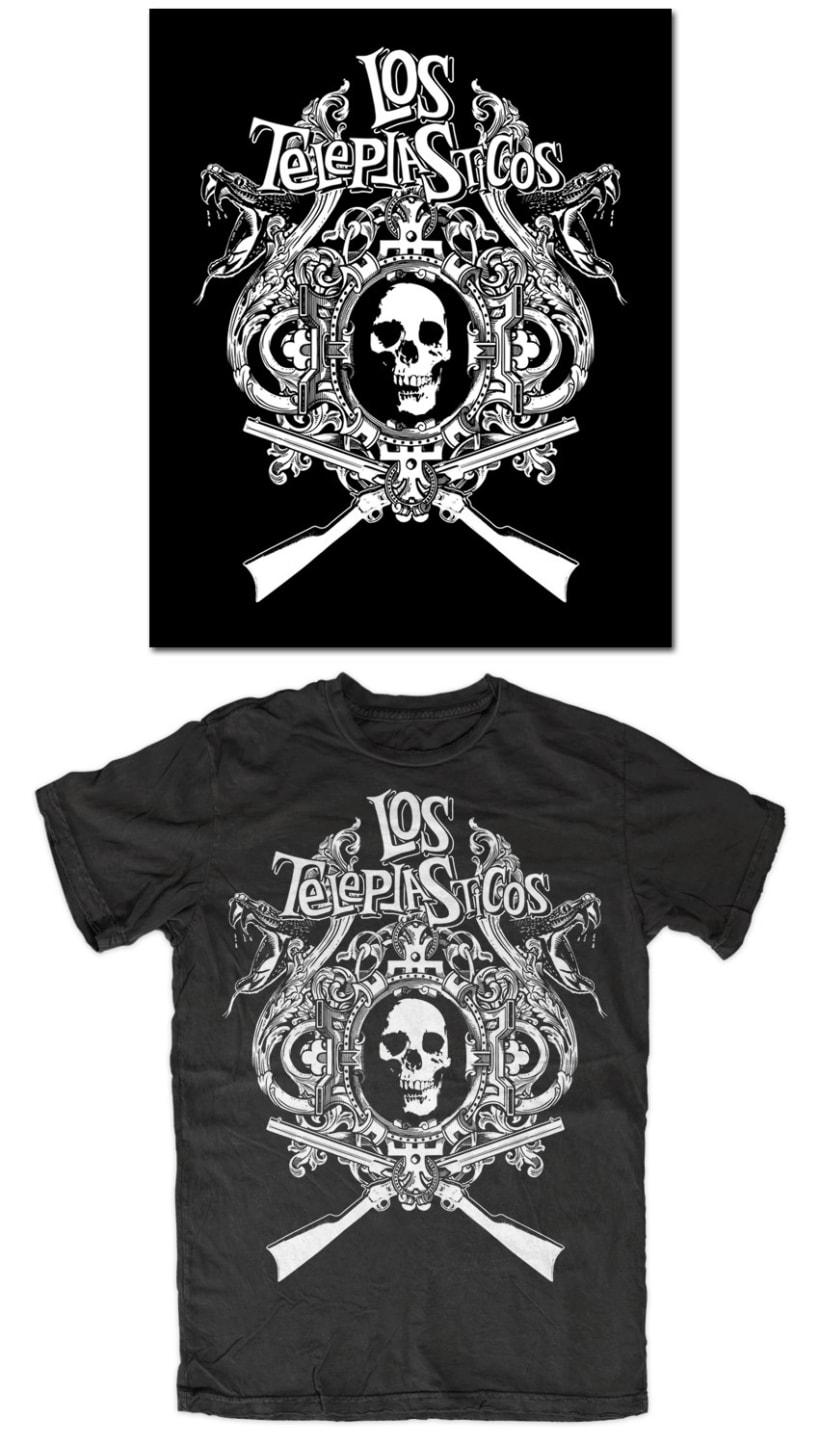 LOS TELEPLASTICOS | camiseta 1