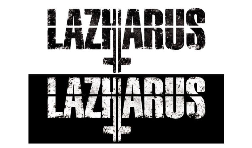 LAZHARUS | camiseta + logotipo 3