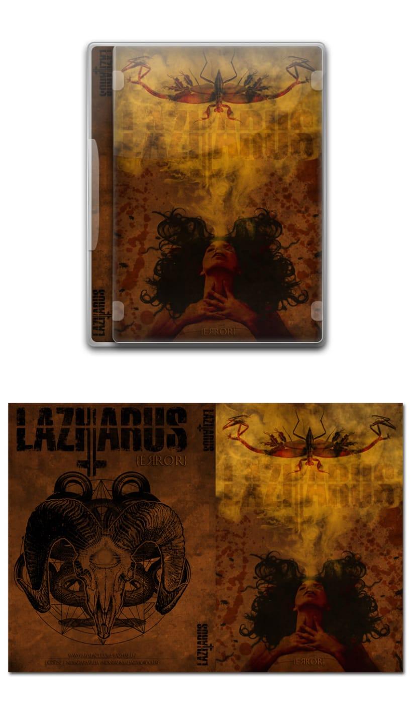 LAZHARUS - DVD | { error } 1
