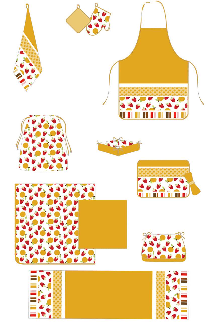 Graphic home textile II 2