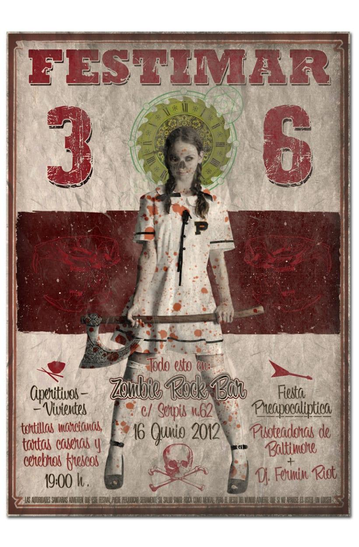 FESTIMAR 36   poster 1