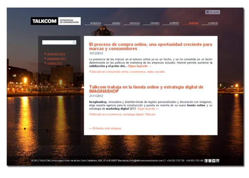 Web Talkcom 10