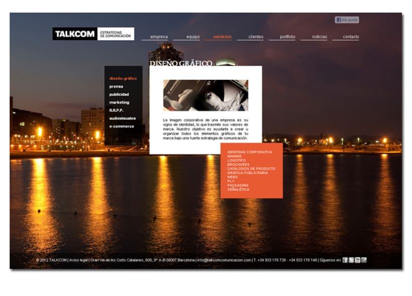 Web Talkcom 8