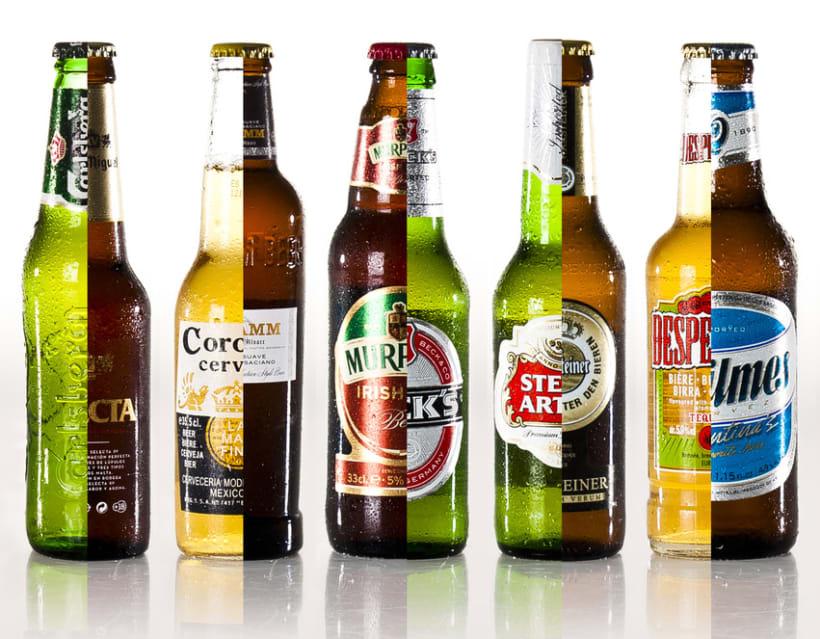 Cervezas del mundo. 7