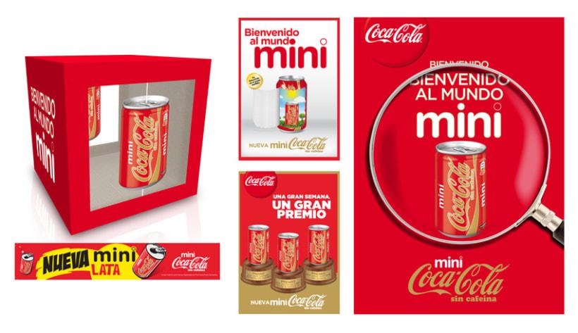 Coca-Cola Mini 8