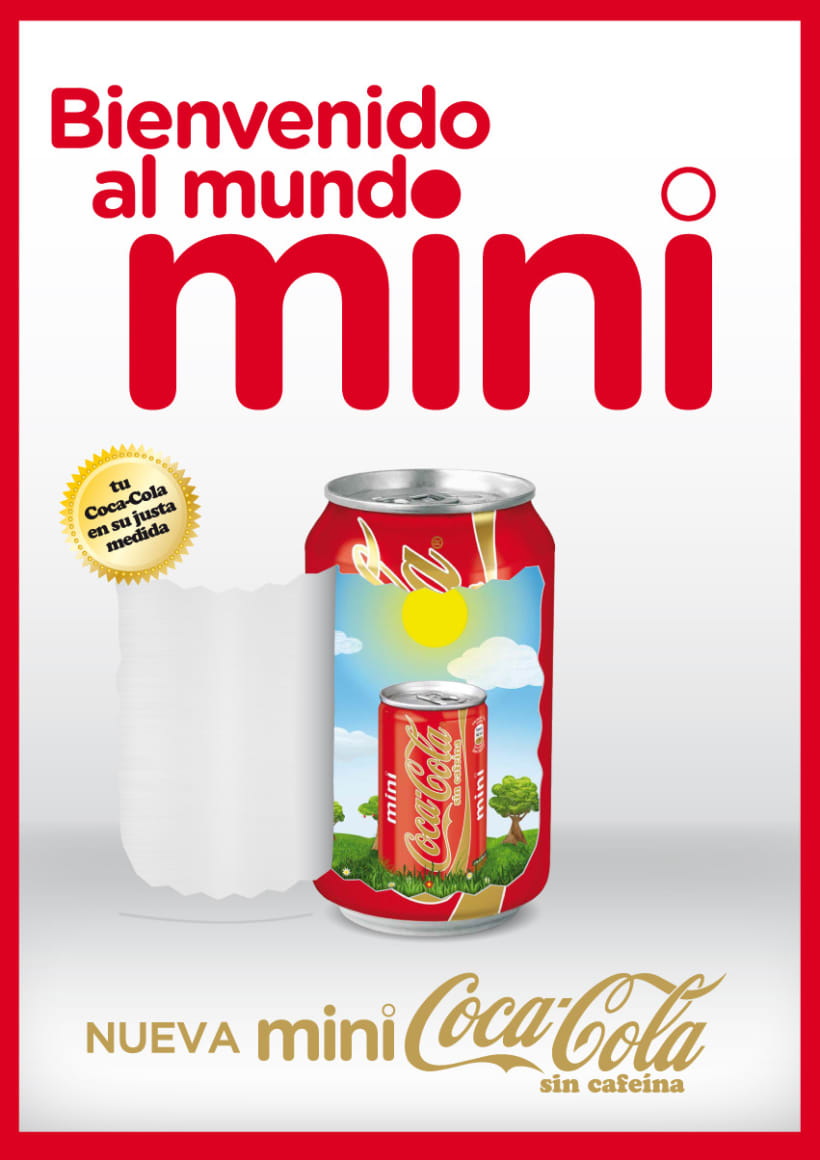 Coca-Cola Mini 7