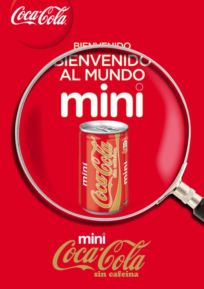 Coca-Cola Mini 1
