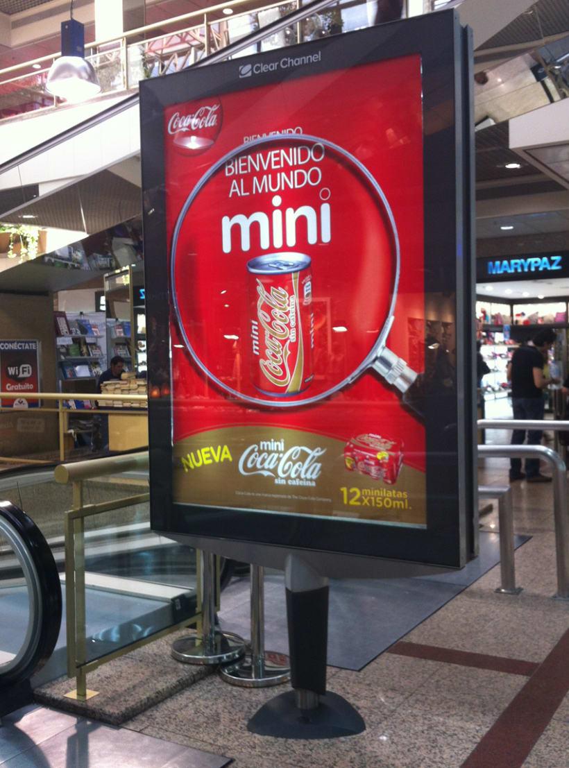 Coca-Cola Mini 4