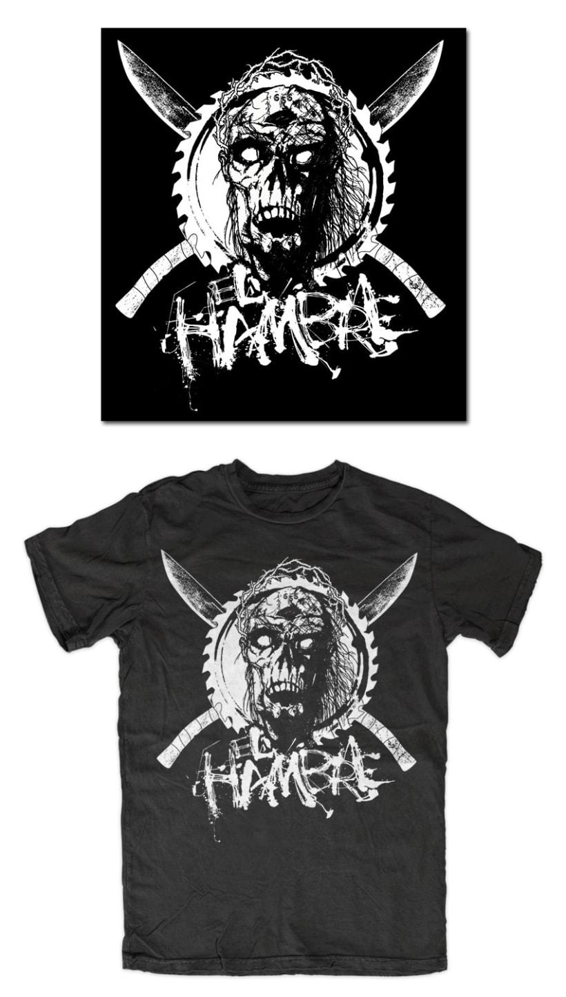 EL HAMBRE | camiseta 1