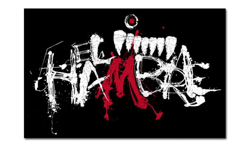 EL HAMBRE | logotipo 1