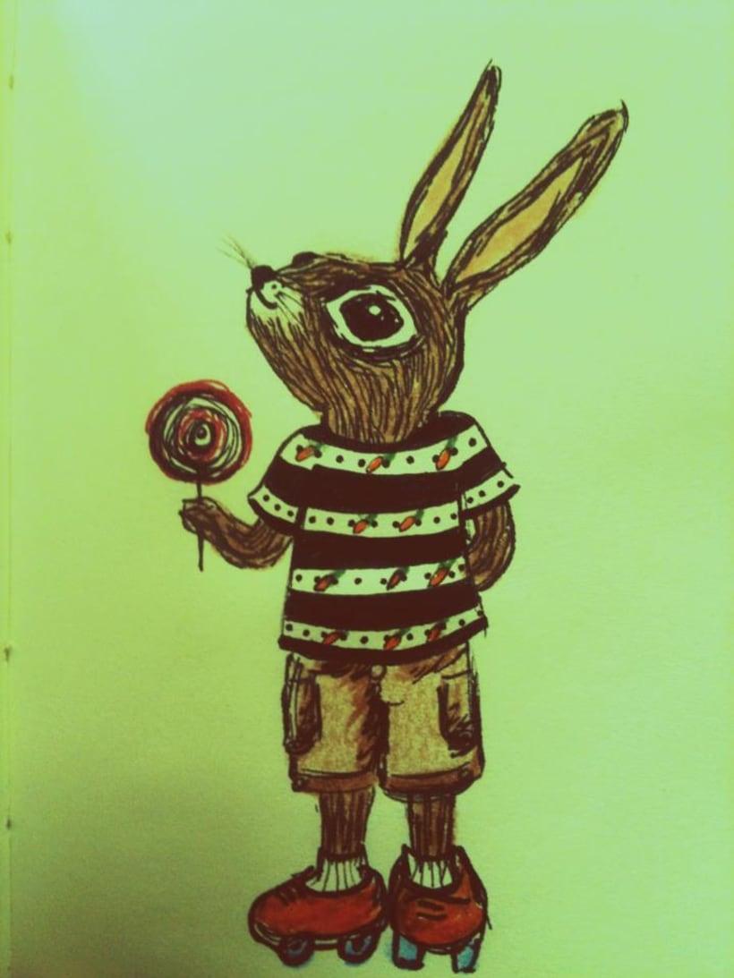 Ilustración infantil 1