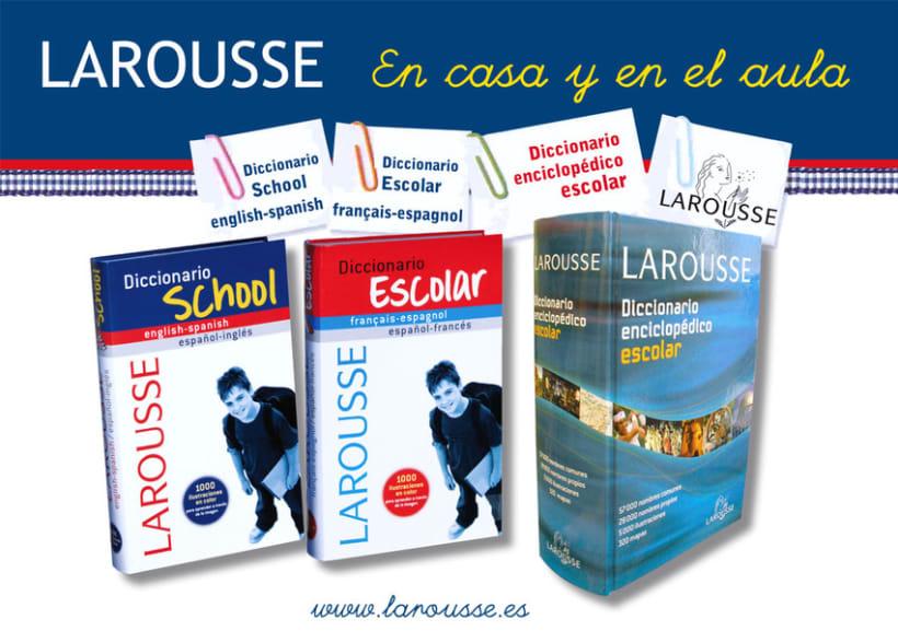 Publicidad           LAROUSSE & VOX 17