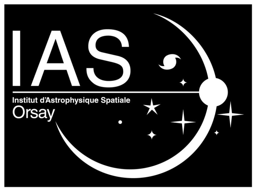Logo Institut d'Astrophysique Spatiale 1