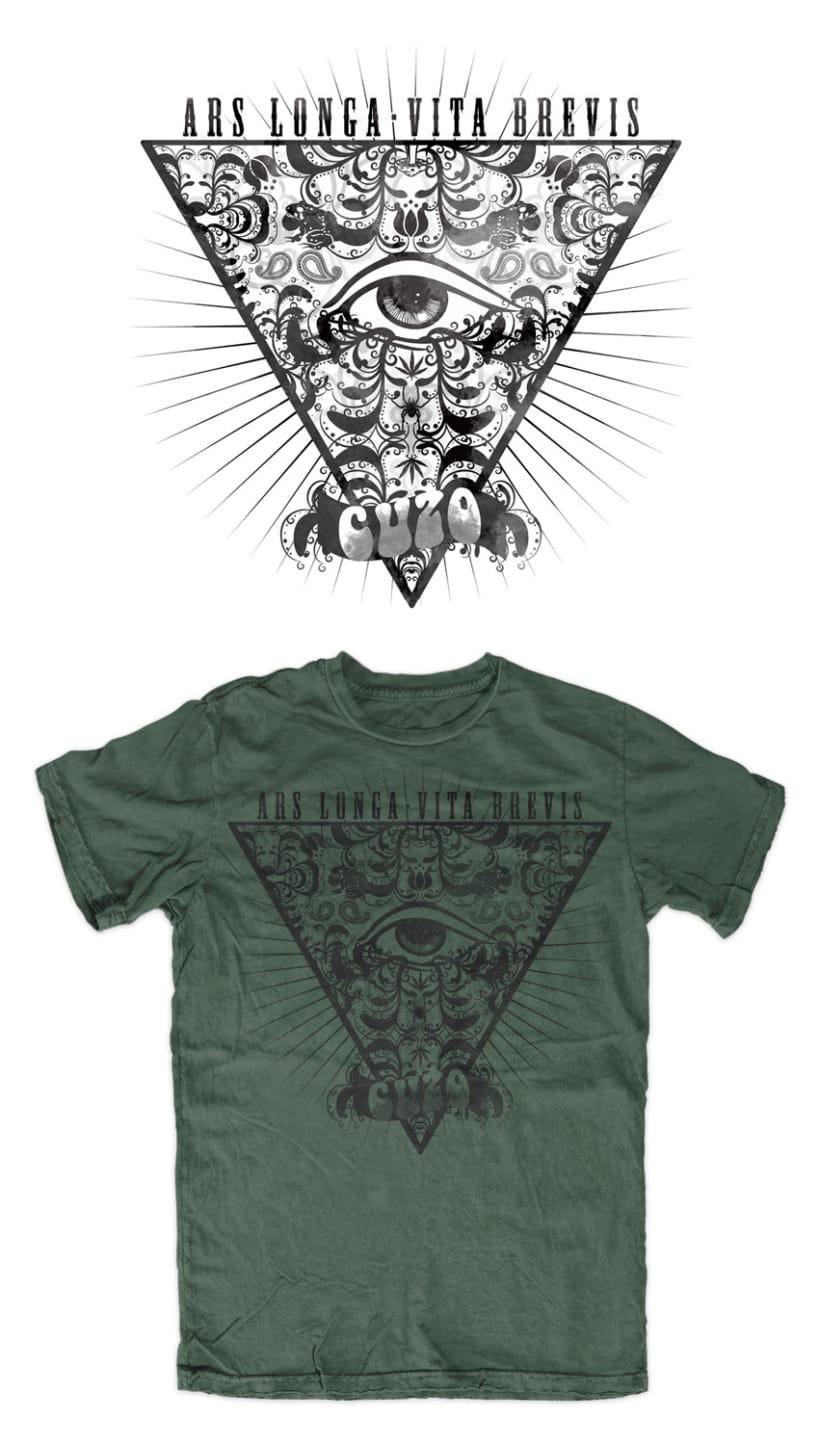 CUZO | camiseta 1