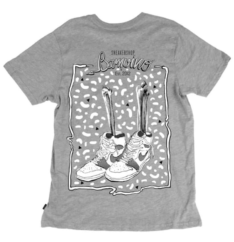 Bamvino Sneaker Shop Shirts 4