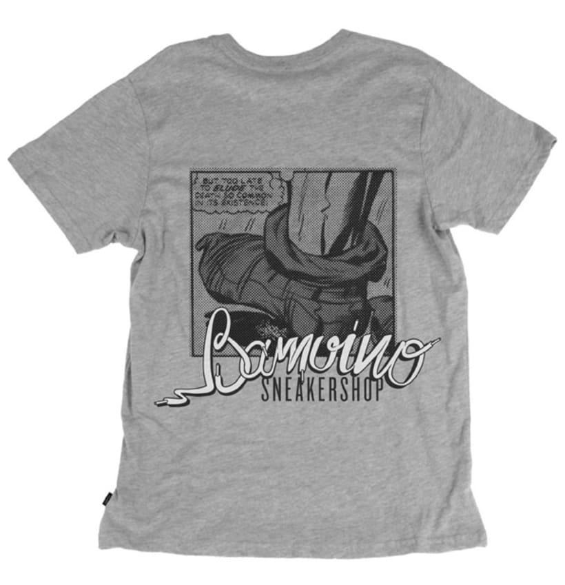 Bamvino Sneaker Shop Shirts 3