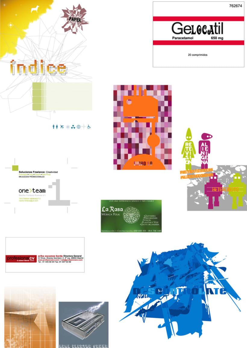 Diseño: proyectos personales 9