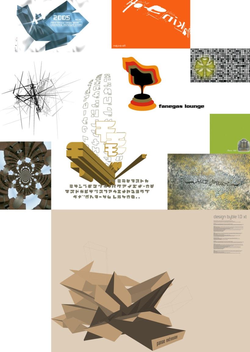 Diseño: proyectos personales 8