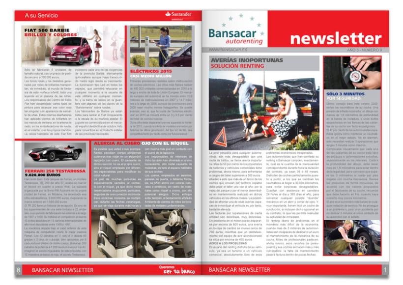 Newsletter Banscar 1