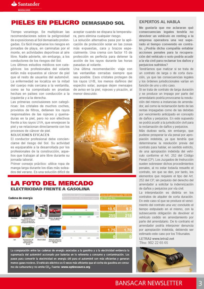Newsletter Banscar 2