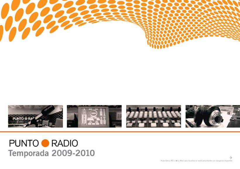 Dossier Punto Radio 2009-2011 2