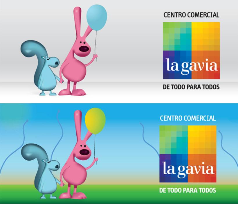 Vinilo La Gavia 2