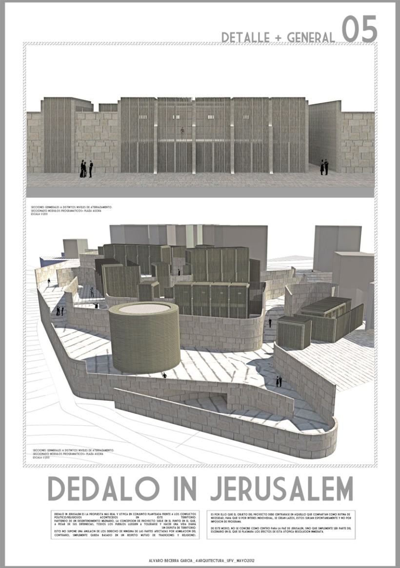 DEDALO IN JERUSALEM 6