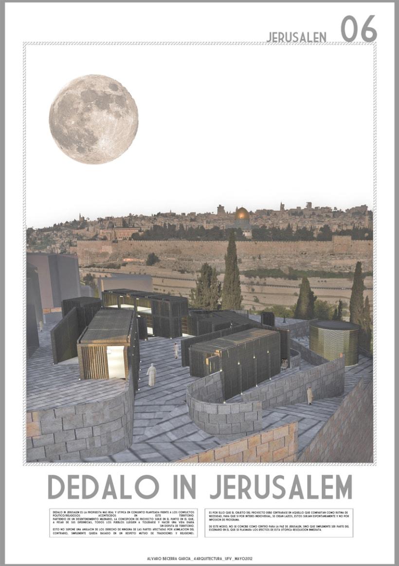 DEDALO IN JERUSALEM 7