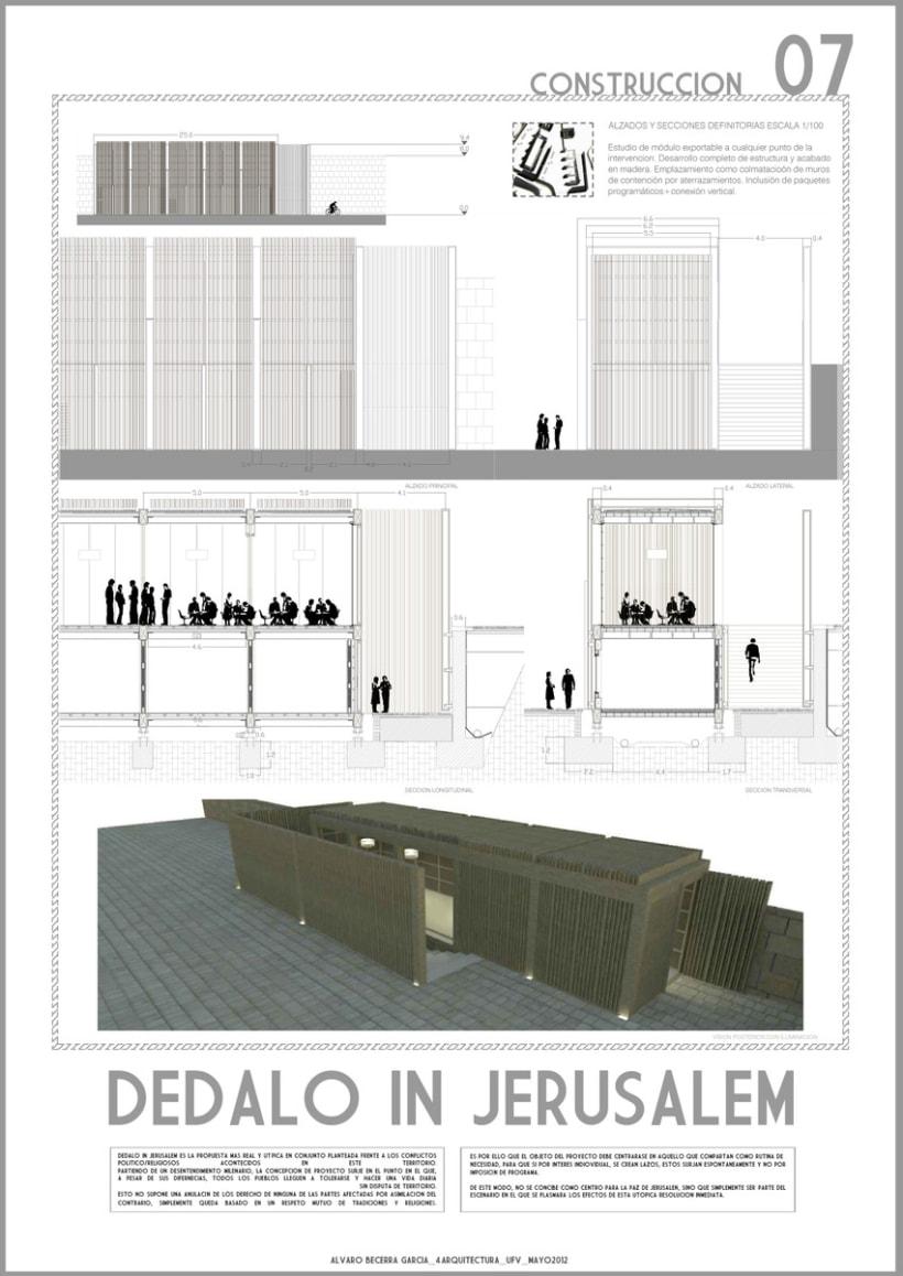 DEDALO IN JERUSALEM 8