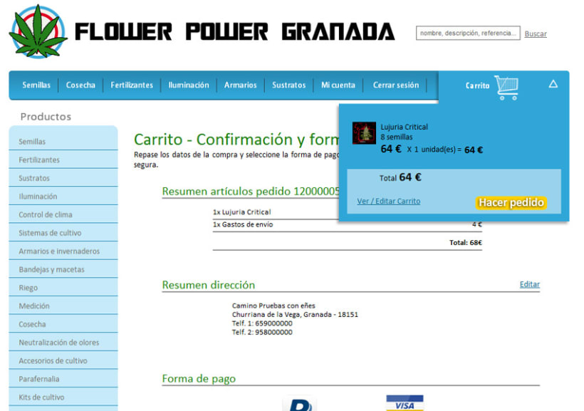 Flower Power Granada 2